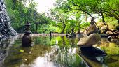 foto of calm  - Zen garden - JPG