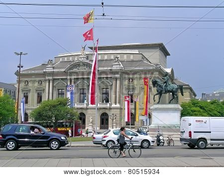 Grand Theatre, Geneva, Switzerland