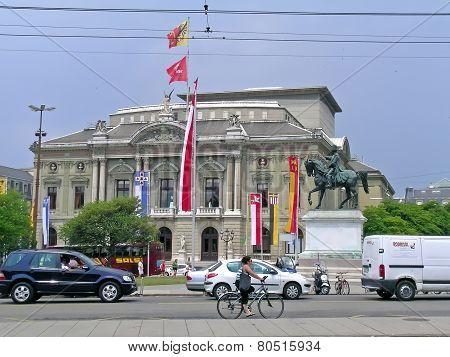 Grand Theatre, Geneva, Switzerland