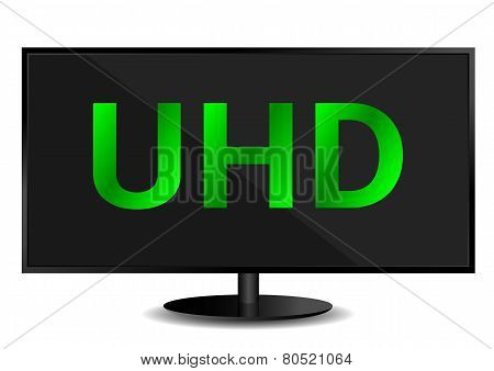 Ultra High Definition Television