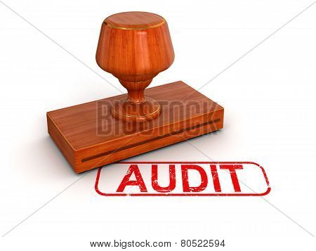 Rubber Stamp audit (clipping path included)