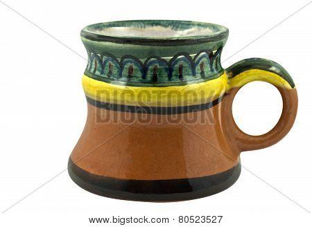 Old Clay Beer Mug