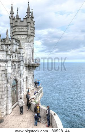 Crimea. Swallow's Nest