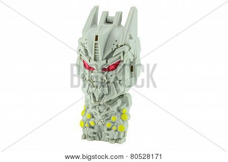 Soundwave Toy Character From Transformers Movie Series.