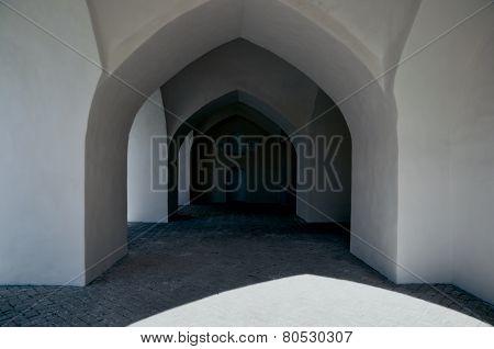 Merv Passageway