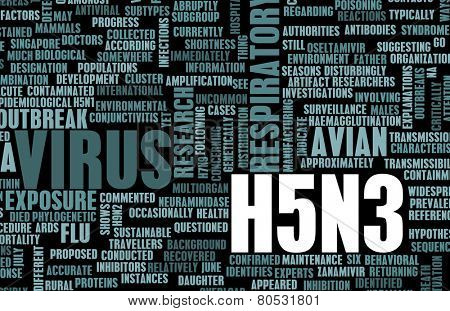 H5N3 Concept as a Medical Research Topic
