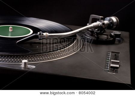 Dj's Turntable