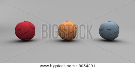 Question Balls