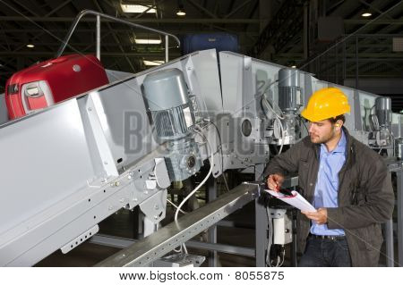 Luggage Handling Engineer