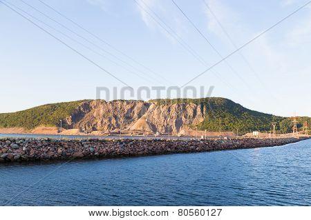 Canso Causeway, Cape Breton