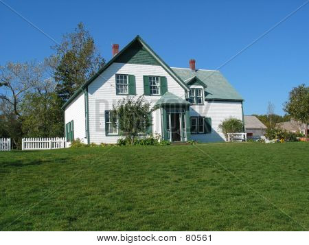 Green Gables House 3