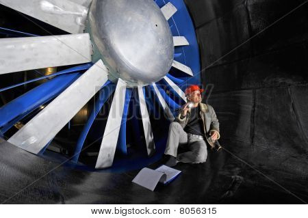 Wind tunnel Engineer