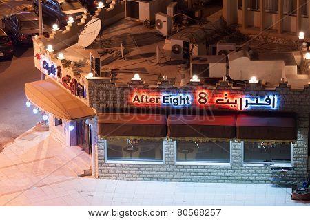 After 8 Restaurant In Kuwait