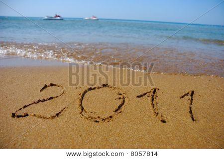 2011 At The Sea Beach