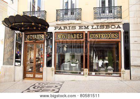 Paris em Lisboa