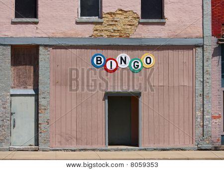 Bingo Hall