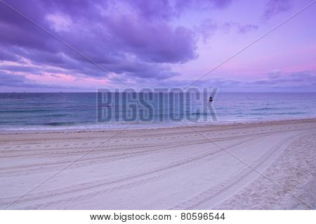 Pylon at Cottesloe Beach, Western Australia