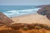 picture of atlantic ocean  - Landscape of Morocco - JPG