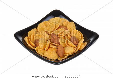 Corn Flakes And Nuts