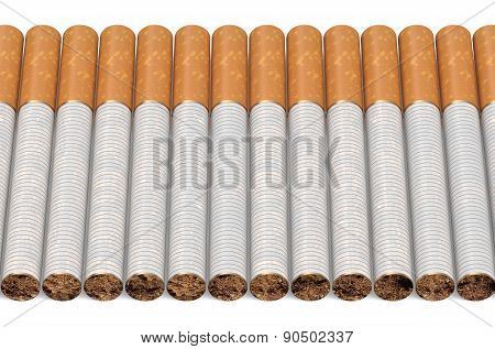 Many Cigarettes In Row