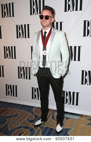 LOS ANGELES - MAY 12:  RIcky Reed at the BMI Pop Music Awards at the Beverly Wilshire Hotel on May 12, 2015 in Beverly Hills, CA