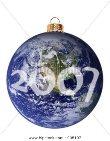 Happy New Planet 2007