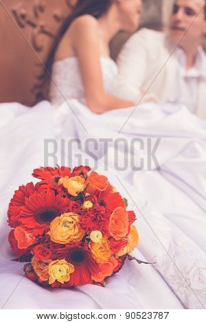 Nuptial Bouquet