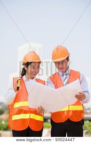 Supervisors With Blueprint