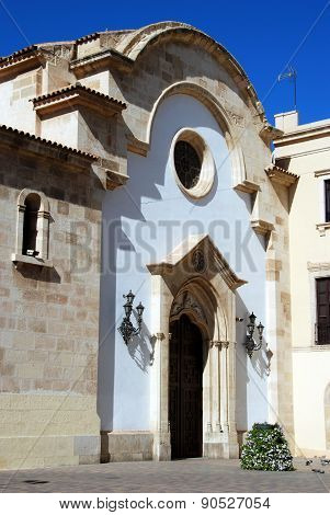 Almeria Church.