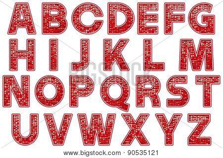 Roxie Chicago Alphabet