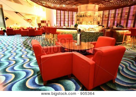 Wide Lobby
