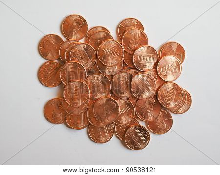 Dollar Coins 1 Cent
