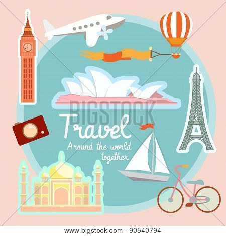 Travel And Tourism Around The World