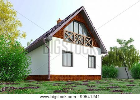 Cottage for recreation