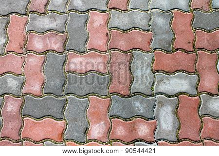 abstract background with a stone textures