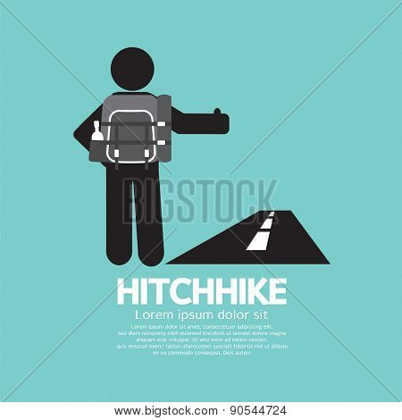 Hitchhike Tourist.