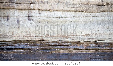 Stratigraphic Close Up Material Natural Cracked Texture