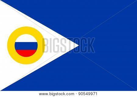 Chukotka Flag