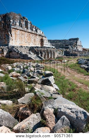Miletus Greek Theater Ruins