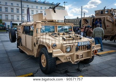 Hmmwv M1165 Expanded Capacity Vehicle