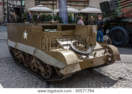 British Universal Carrier T 16