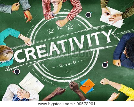 Creativity Ideas Innovation Creative Futuristic Concept