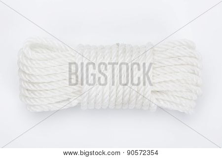 Tied synthetic cord