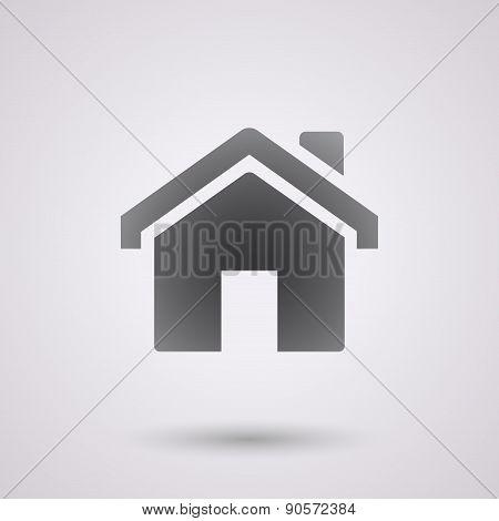 Black House Background