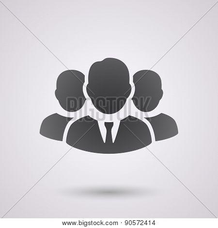 Black Team Business Background