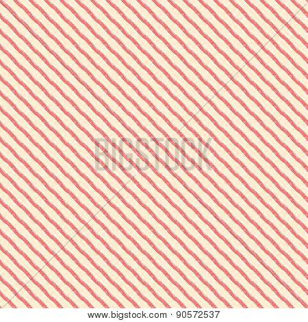 Red yellow diagonal wavy stripes