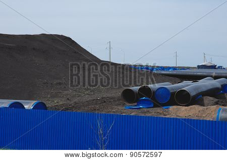 Pipeline storage