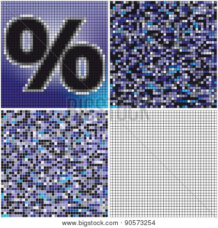 Percent (mixed Mosaic)