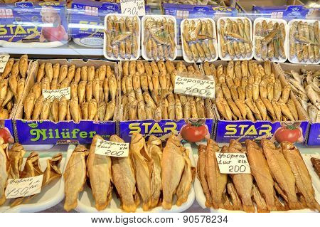Adler. Food market