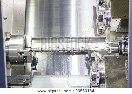 High Precision Cnc Lathe Turning Automotive Part